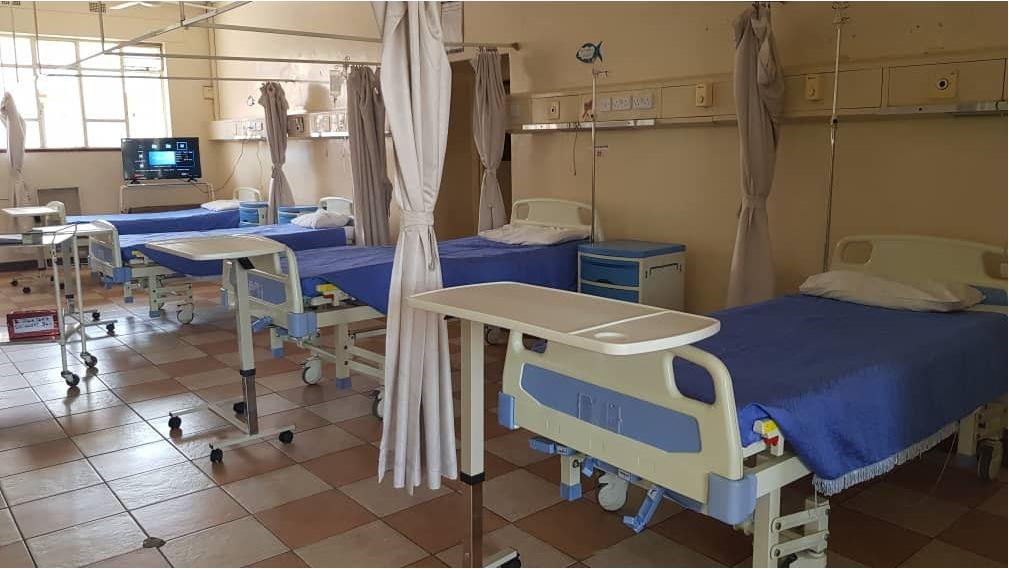 Colliery hospital retooling and modernization gathers momentum